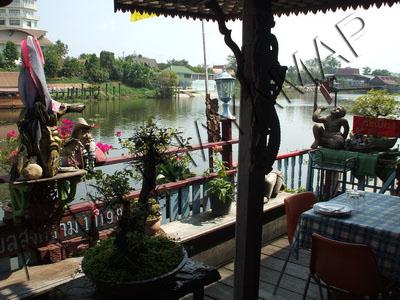 Pae krung kao bar restaurant ayutthaya thailand for Ayutthaya thai cuisine